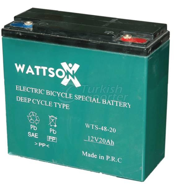 Baterías eléctricas para bicicletas Wattson