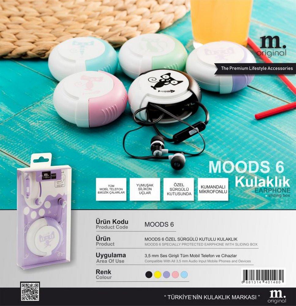 Moods 6 Headphones