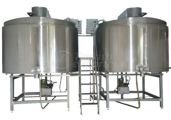 Stager Process Tank