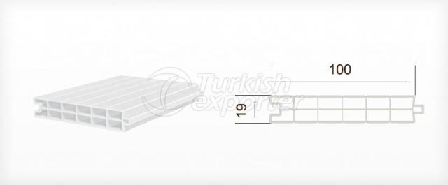 150 mm Lambri Profili