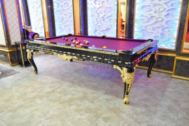 Billiards Table Pasha