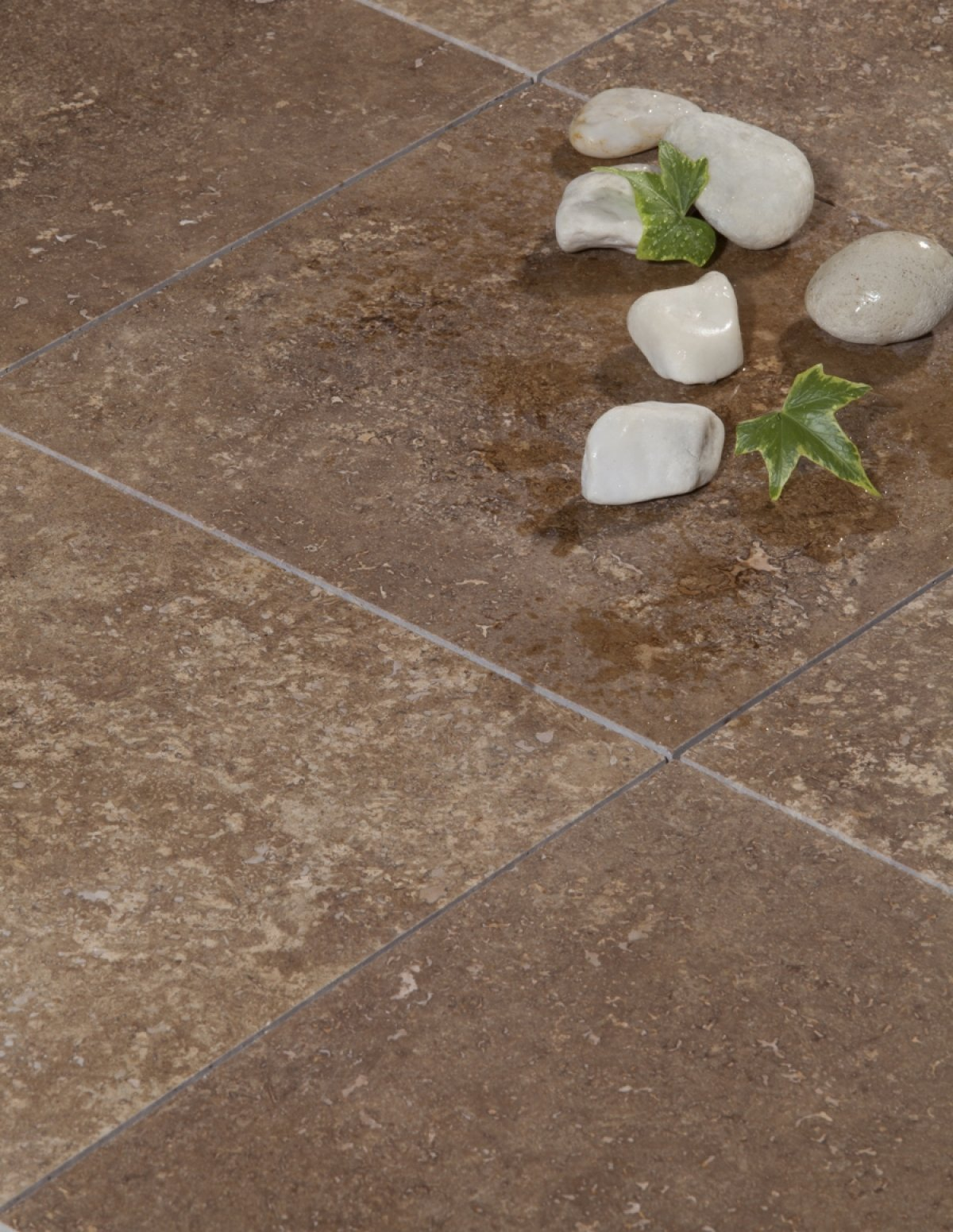 Noce Travertine - Filled and Honed