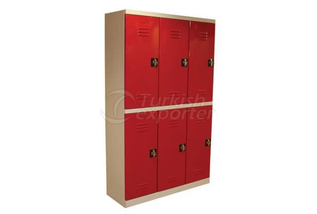 Locker Room Cabinet