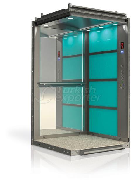 Cabina elevadora IDA KBN 13