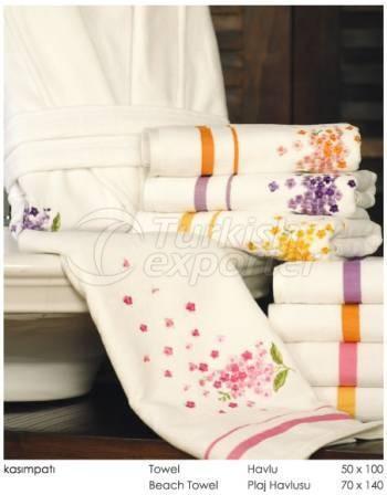 Набор халатов и полотенец Kasimpati
