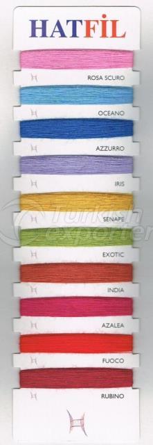Color Cards Rubino