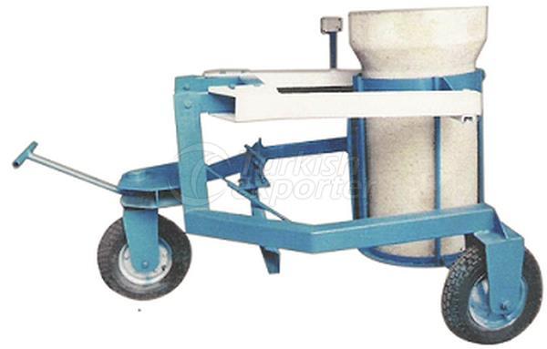 Beton Boru Taşıma Arabası