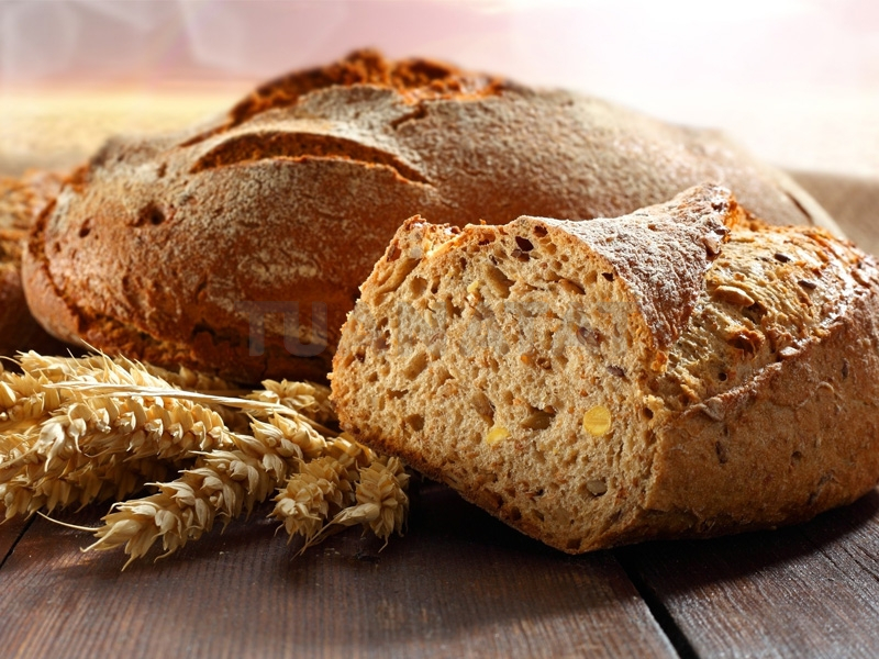 Bread Types - Whole Wheat Bread