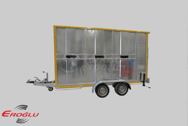 Cow Transporter Trailer