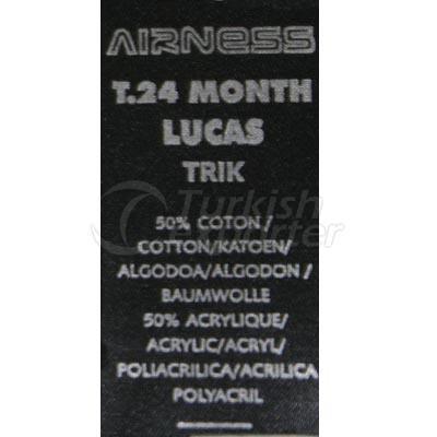 Airness Impresso Etiqueta
