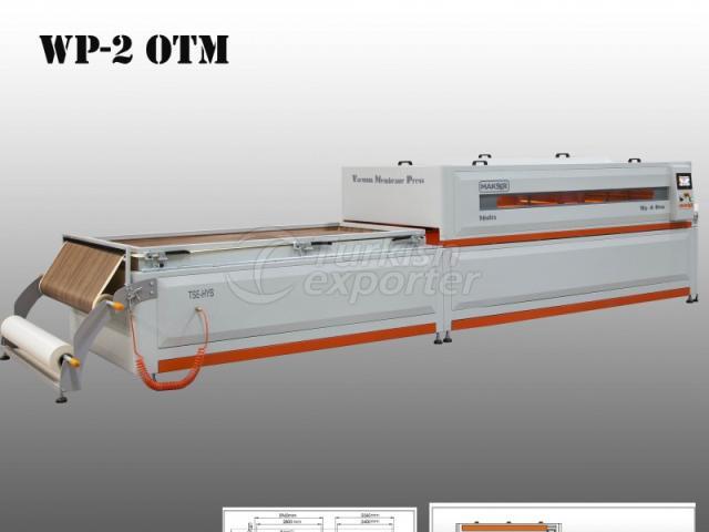 Membrane And Vacuum Press MULTIX WP 4 OTM