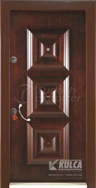 E-8016 ( Panel Steel Door )