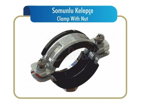Clamp with Nut
