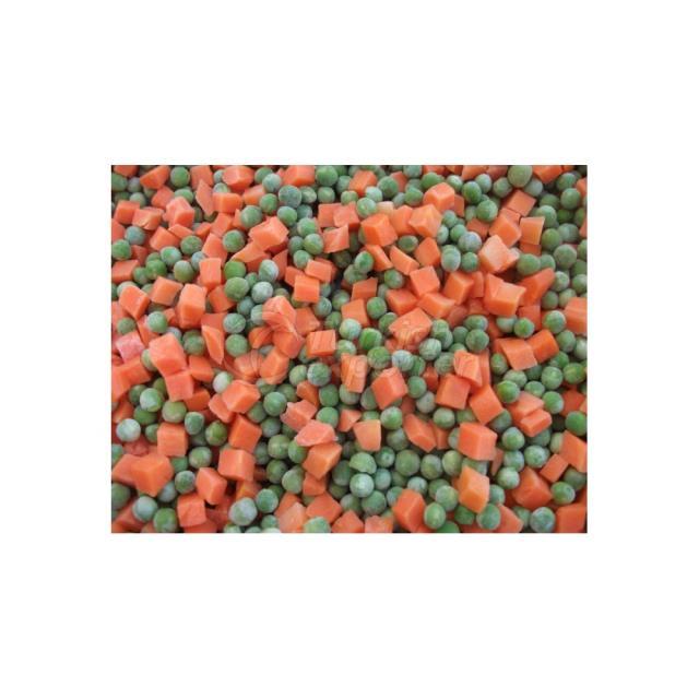 Garnir (pois-carotte)