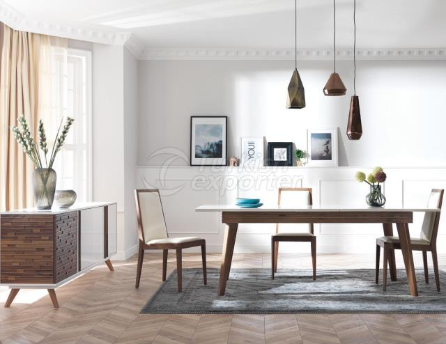 Dining Room Jenga