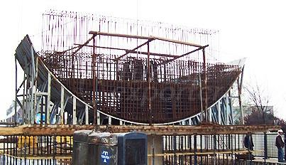 BURSARAY Light Rail System Project, Gokdere Viaduct