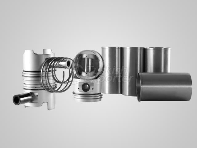 Piston Rings and Liners GOETZE
