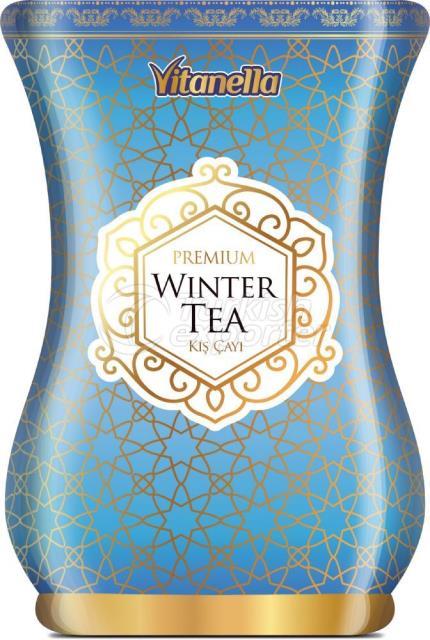 Thé d'hiver