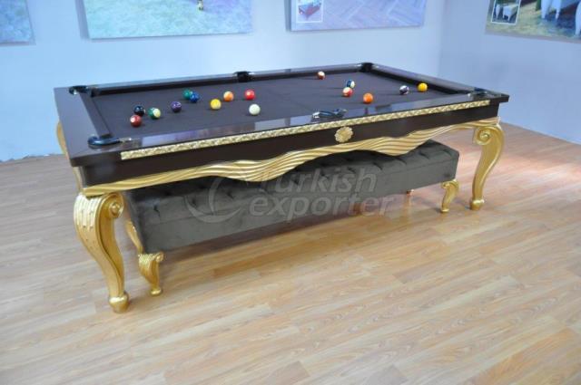 Billiards Table Zeus