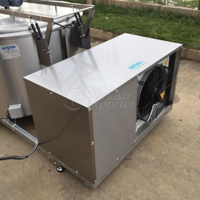 500 Liter Milk Cooling Tank