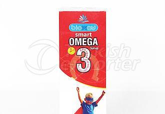 Smart Omega 3 Syrup