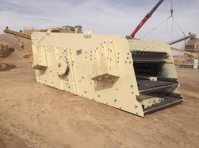 Grizzly Vibrating Screens