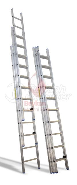 Industrial Sliding Ladder IA 430
