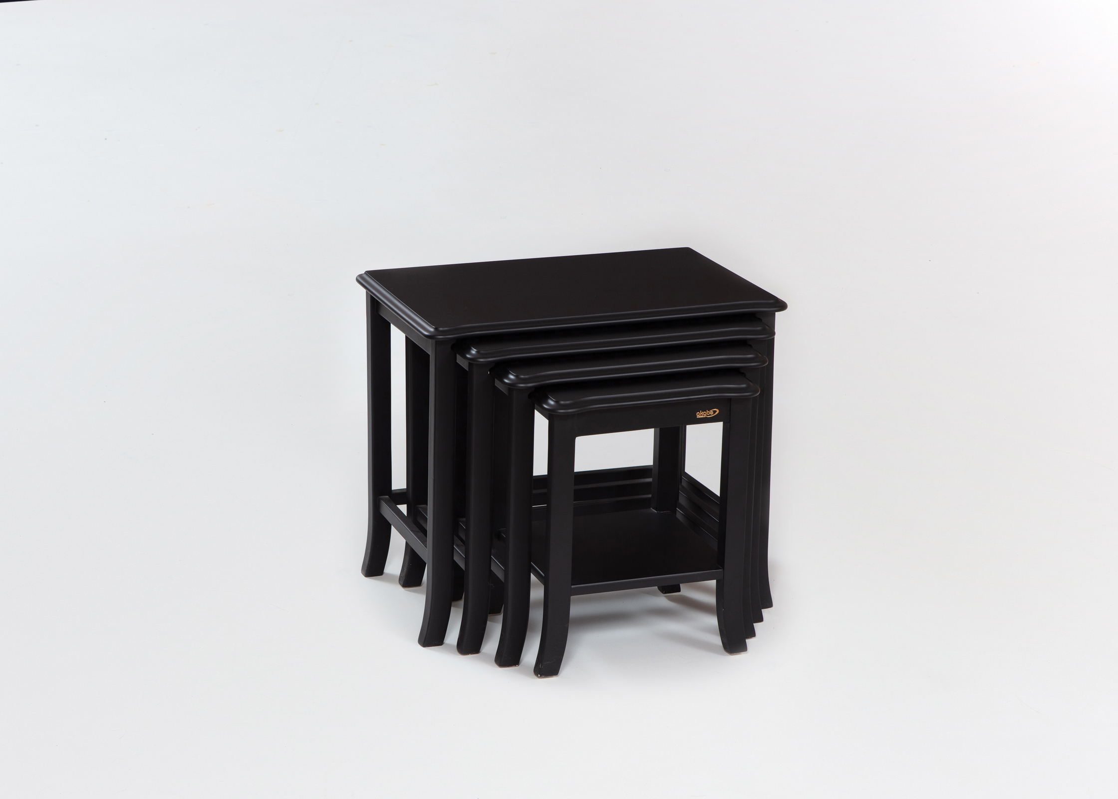 119 COFFE TABLE SET 4 PART