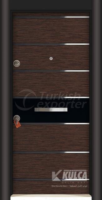 D-2027 ( PVC STEEL DOOR )
