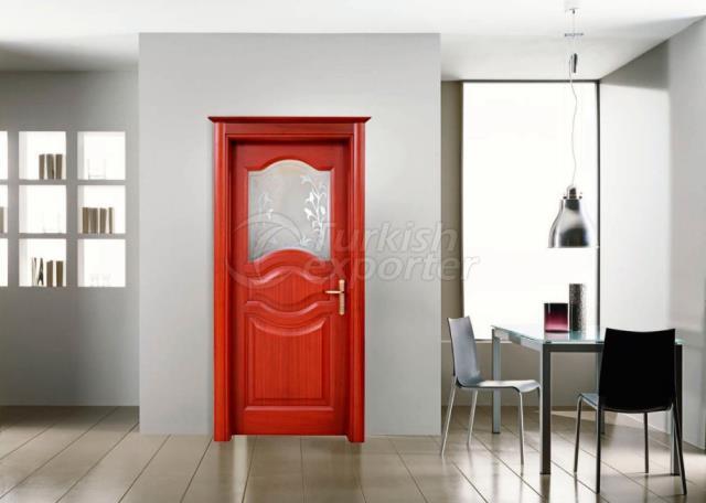 Solid Glass Doors