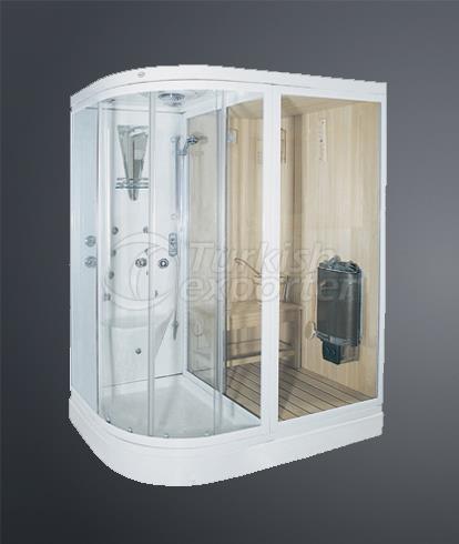Compact Sauna Sistemleri SA-3791