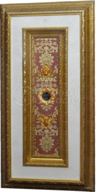Ceiling Rose - gold 60x120
