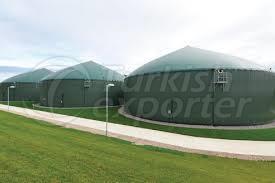 Bioénergétique et toile d'agriculture