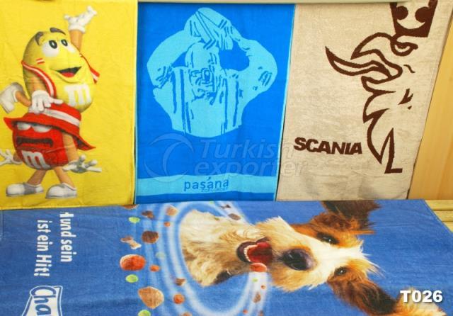 Towels T026