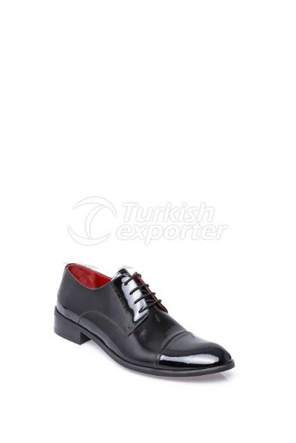 WSS Wessi Chaussures en cuir verni