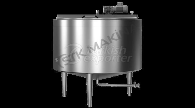 Cream Ripening Tank
