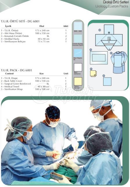 Urology Custom Packs