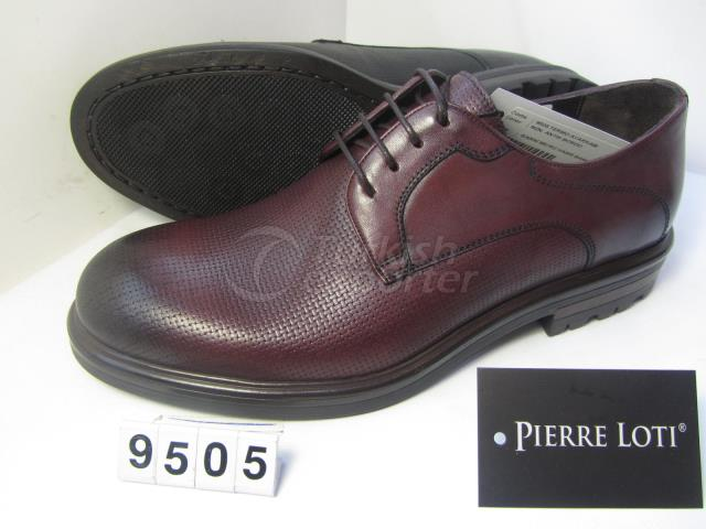 9505 Leather Shoes