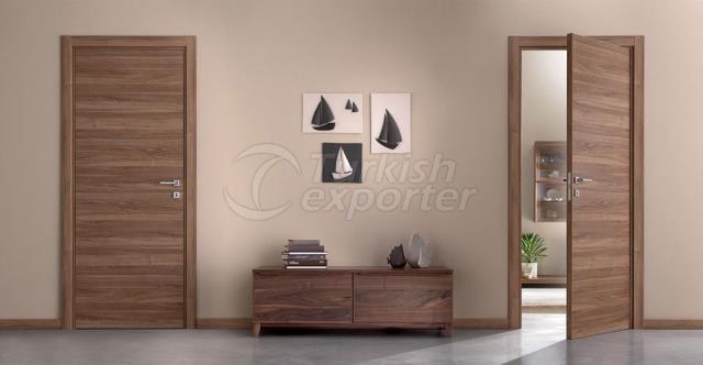 GP103 Wood Coated Doors