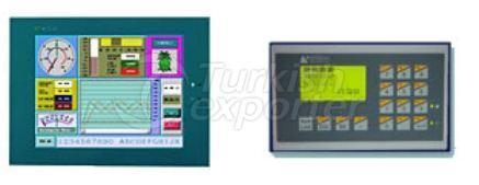 تطبيقات لوحة المشغل (لوحات اللون)