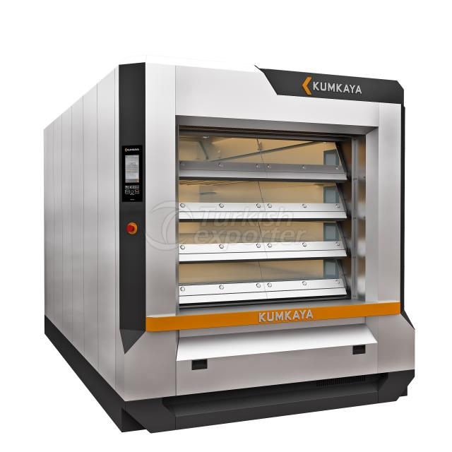 Cyclothermic Ovens LIDER 100 - 180
