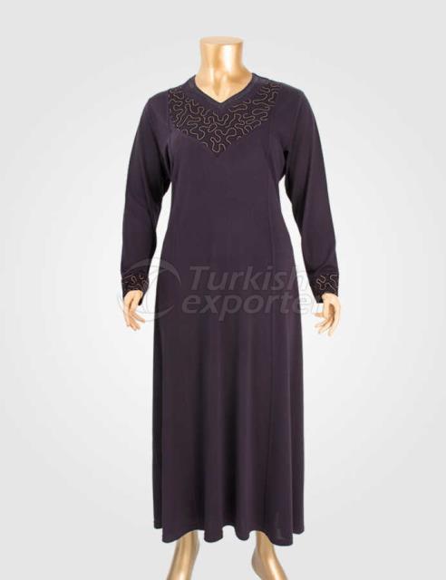 فستان فيولا  (  L- 1195 )