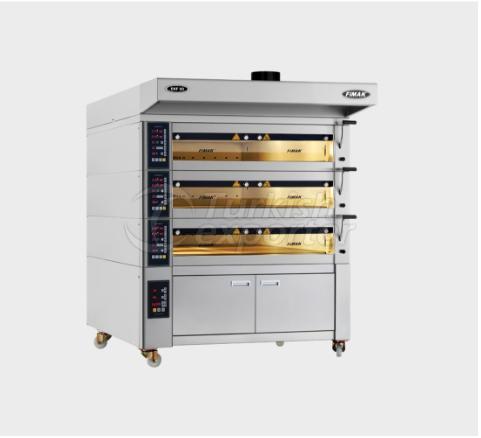 Electrical Deck Oven EKF 120x80