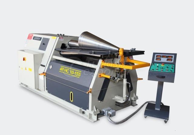 4 Rolls Plate Bending Machine - 4R HC
