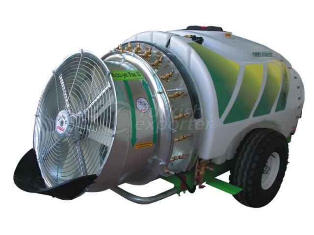 Trailed Type Turbo Atomizer Natural