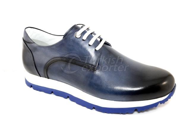 4174 أحذية N-Blue