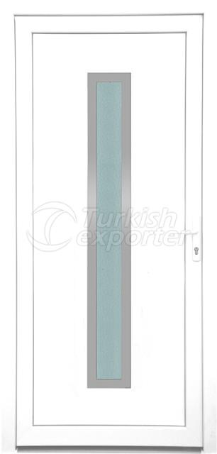 Pvc Panel - Flat Inoxline 11