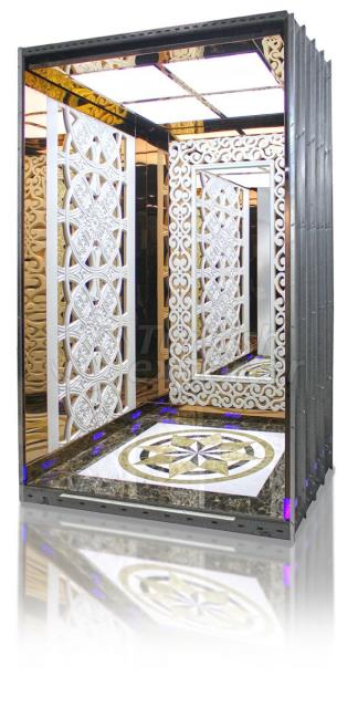 Elevator Cabin IDA KBN 19