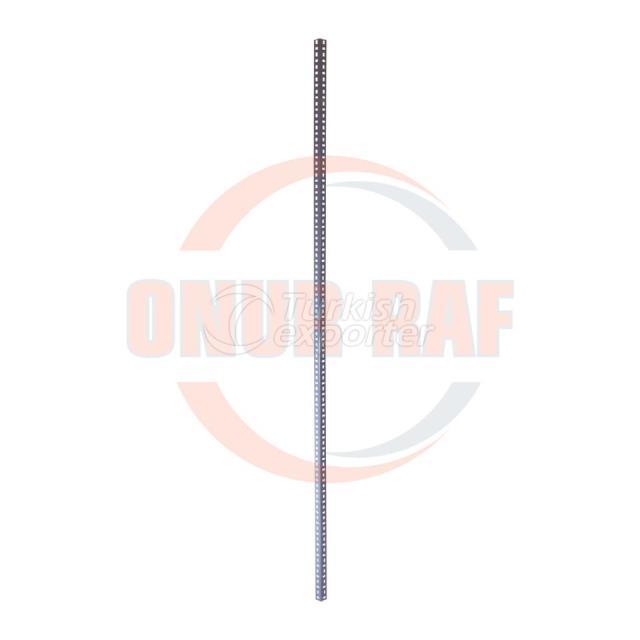 Steel Shelf Unit Profile
