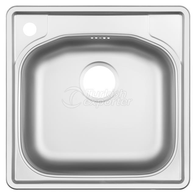 Stainless Steel Inset Sinks NR-105